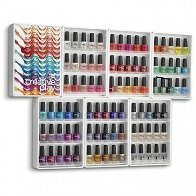 CND Creative Play Nail colours 13.6 mls choose your colour