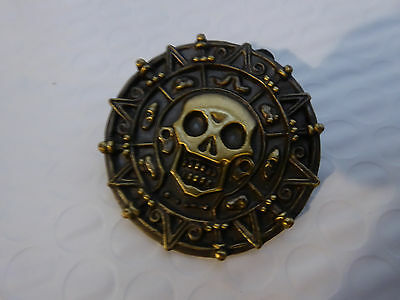 Disney Trading Pins 46122 Pirates of the Caribbean - Pirate Coin Pin