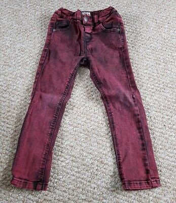 Next Boys Skinny Jeans 2-3 Years