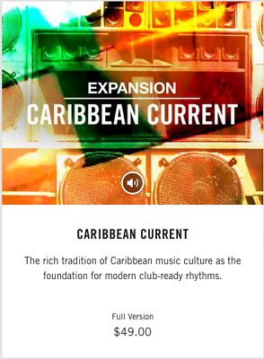 Caribbean Current - Native Instruments Maschine Expansion