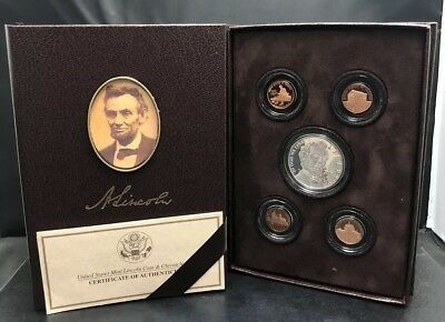 2009 Lincoln Coin & Chronicles Set (L2)