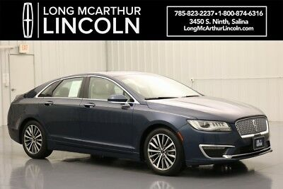 Lincoln MKZ/Zephyr SELECT FWD 2.0 6 SPEED AUTOMATIC SEDAN LINCOLN DRIVE CONTROL HEATED FRONT LEATHER SEATS 18 INCH WHEELS