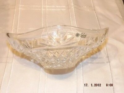 Lovely Galway Crystal Dish