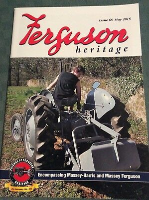 Ferguson Heritage The Magazine of Friends of Ferguson Heritage issue 65 May 2015