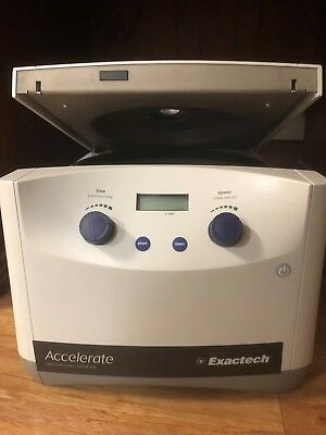centrifuge-Exactech Bone Marrow Aspiration (almost brand new) Goes with PRP kit