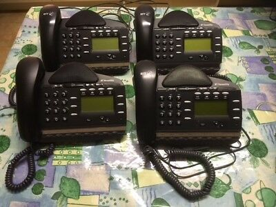 Bt Versatility V8 Phones + Isdn Line Module + Various Cables