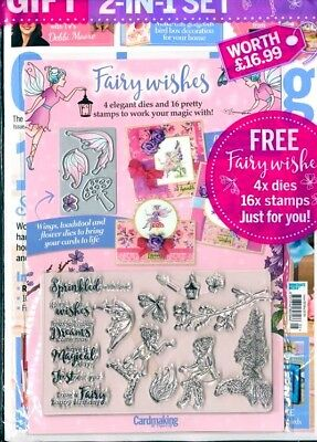 Cardmaking & Papercraft Magazine Issue #182 - May 2018 ~ Sealed With Gifts