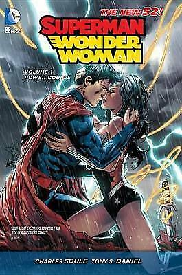 Superman/Wonder Woman Volume 1: Power Couple HC (The New 52) by Charles Soule (…