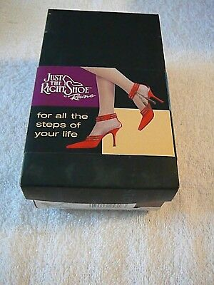 "Just the Right Shoe, ""Crystal Cascade"", Box Only, No Certificate, Excellent"