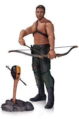 DC Comics Arrow Oliver Queen and Totem Action Figure