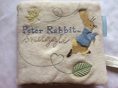 Baby Peter Rabbit Soft Book