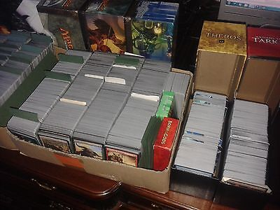 500 Magic The Gathering Cards Lot/ Collection
