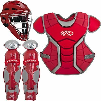 Rawlings Intermediate Renegade Catcher's Set (Ages 12-15)