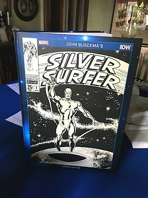 Idw John Buscema Silver Surfer Artist Edition Extra Large Hardcover