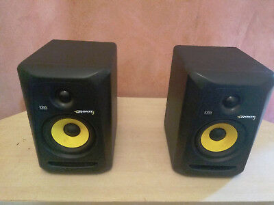KRK Rokit 5 G3 Powered Studio Monitor - Black (Pair)