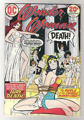 Wonder Woman Vol. 32 No. 207 August-September 1973