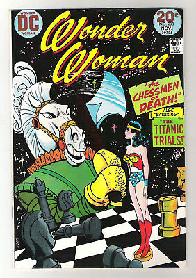 Wonder Woman Vol. 32 No. 208 October-November 1973