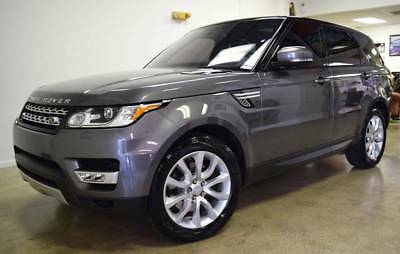 Range Rover Sport HSE Td6 AWD 4dr SUV 2016 Land Rover Range Rover Sport HSE Td6 Diesel