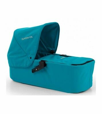 Bumbleride Carrycot Bassinet Aqua NEW In Box - Priced To Sell!!