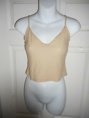 """Short Nude """"Under Camsiole"""" Light Weight Base Layer"""