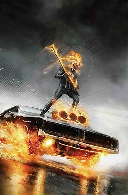 WHAT IF? GHOST RIDER #1 Cover A - 10/17/18