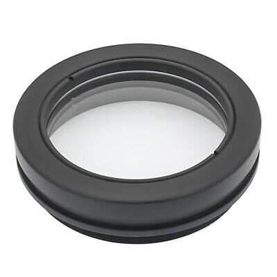 1X Protection AUX Barlow Lens for Stereo Microscope Protecting Objectives M48