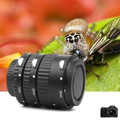 For Nikon Camera Lens Close Up Photography Extension Tubes Step-Up Adapters