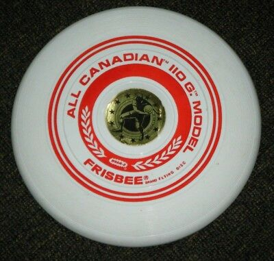 Vintage 1980 Frisbee Disc - Wham-O All Canadian 110G Model