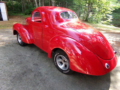 1941 Replica/Kit Makes Willys Coupe Streetrod  41 WILLYS COUPE project Best offer