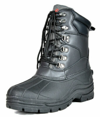 ce954f2fbc2 DREAM PAIRS Mens Insulated Outdoor Slip Resistant Waterproof Winter Snow  Boots