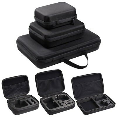 Storage Box Carry Bag Case Sport Action Camera Travel Go Pro Hero 5 4 3+ S/M/L
