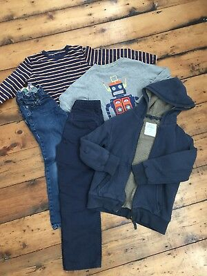 Mini boden A/W Bundle Of Boys Clothes 7-8years
