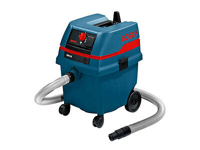 Bosch GAS25LSFC 240V 1200W 25L Wet and Dry Extractor Vacuum
