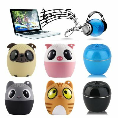 Mini Bluetooth Wireless Tiny Animal Pet Speaker Selfie Remote for cellphone OY