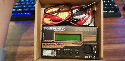 Turnigy Accucel 6 50W Charger - Brand New, Charge and Cycle Up to 65 at 6A
