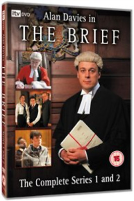 Alan Davies, Cherie Lunghi-Brief: The Complete Series 1 and  (UK IMPORT) DVD NEW