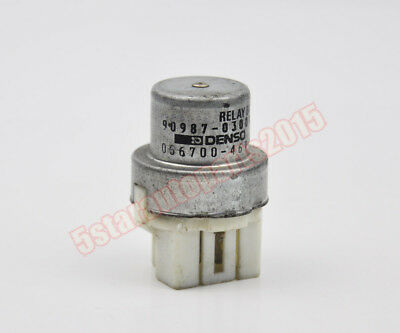 90987-03001 056700-4670 Cooler Fan Relay 4Pin for Toyota Camry Corolla MR2 Lexus
