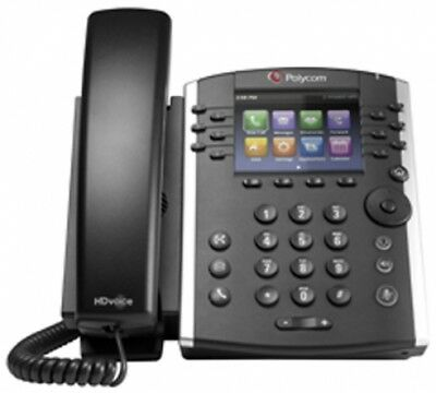 VVX 410 12-Line IP Phone Gigabit PoE