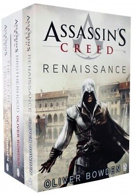 Assassins Creed 3 Books Collection Set by Oliver Bowden | Oliver Bowden PB WML