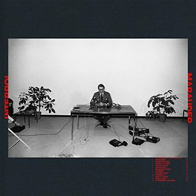 Interpol - Marauder - CD Album (Released 24th August 2018) Brand New