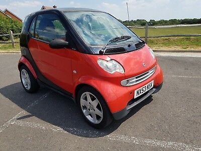 Smart City Pulse ForTwo 450 Red