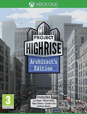 Project Highrise: Architect's Edition | Xbox One New (1)