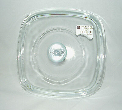 New A7C Pyrex Corning Ware Replacement Lid for A-1-B, A-1.5-B & P-1-B Casseroles