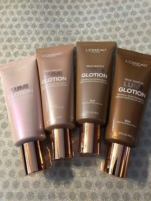 (1) Loreal True Match Lumi Glotion Natural Glow Enhancer, You Choose