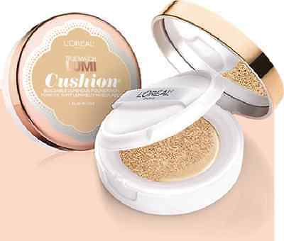 (1) Loreal True Match Lumi Cushion Buildable Luminous Foundation, You Choose