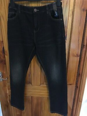 Next Boys Jeans 13 Years Plus Fit BNWT