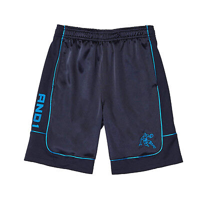 AND1 Boys' Polyester All Courts Color Block Basketball Gym & Workout Shorts
