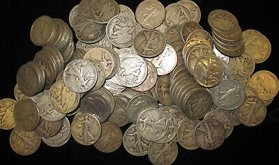 Walking Liberty Half Dollar 90% Silver Coin Choose How Many  great investment