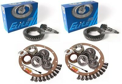 """GEAR PKG RMS ELITE 1999-2008 GM 8.6/"""" TIMKEN INSTALL 4.10 RING AND PINION"""