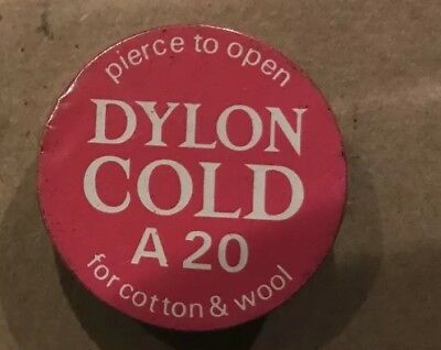 1 DYLON FABRIC Cold Water Tint And Dye 6 Autumn Glory Tie